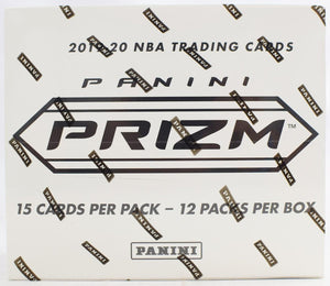 2019/20 Panini Prizm Multi Pack Basketball Box