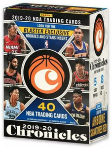 2019/20 Panini Chronicles 8 Pack Blaster Box