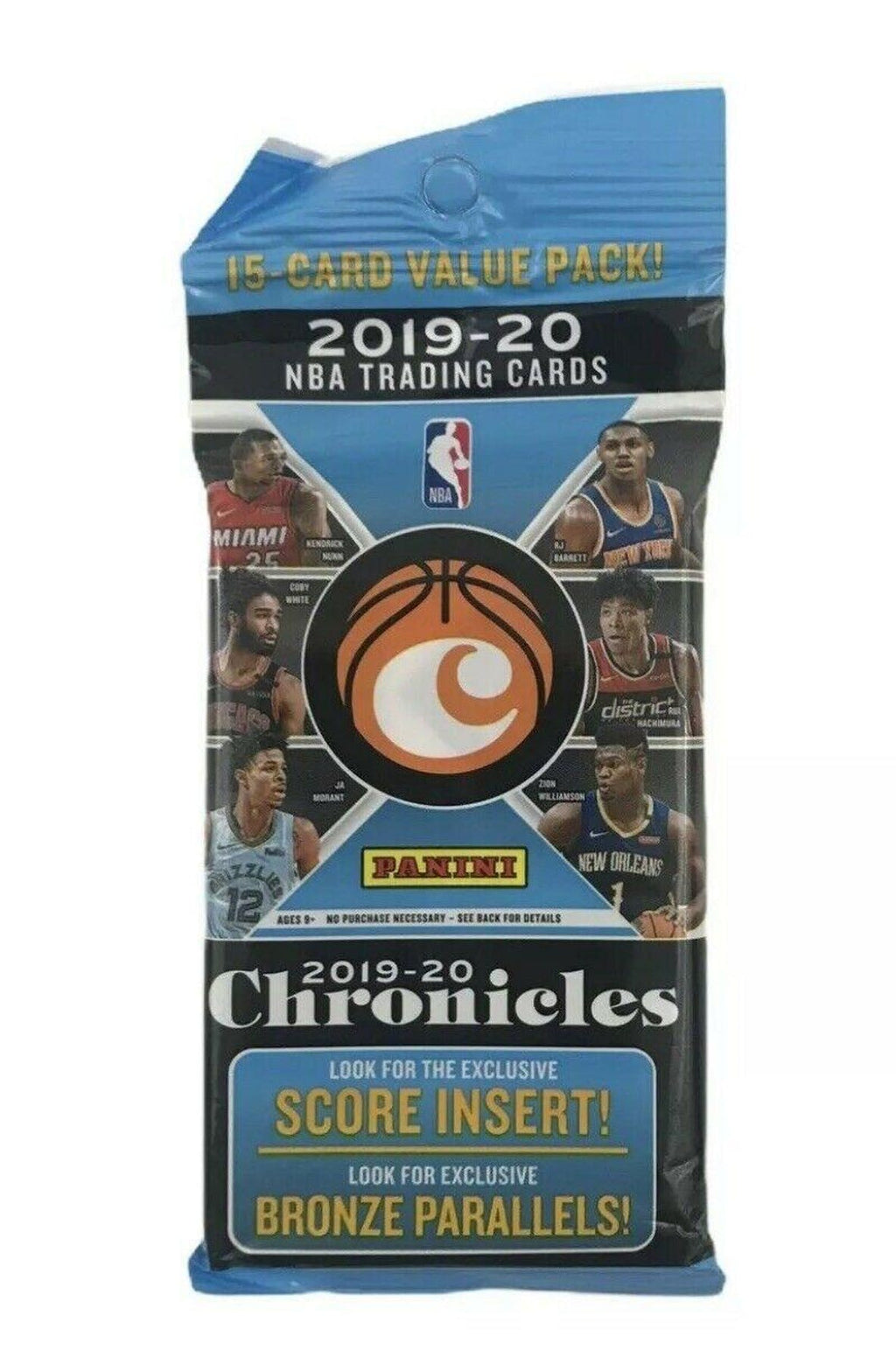 2019/20 Panini Chronicles Fat Pack