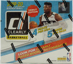 Load image into Gallery viewer, 2019/20 Clearly Donruss Basketball Box