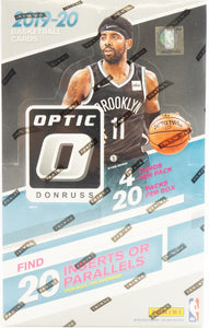 2019/20 Donruss Optic TMALL Exclusive Box