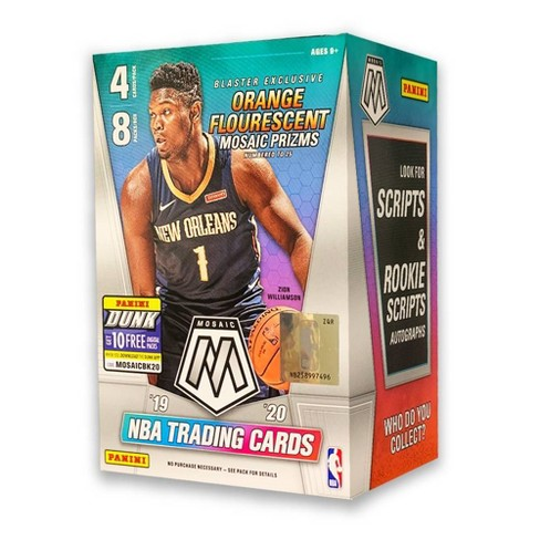 2019/20 Mosaic 8 Pack Blaster Box