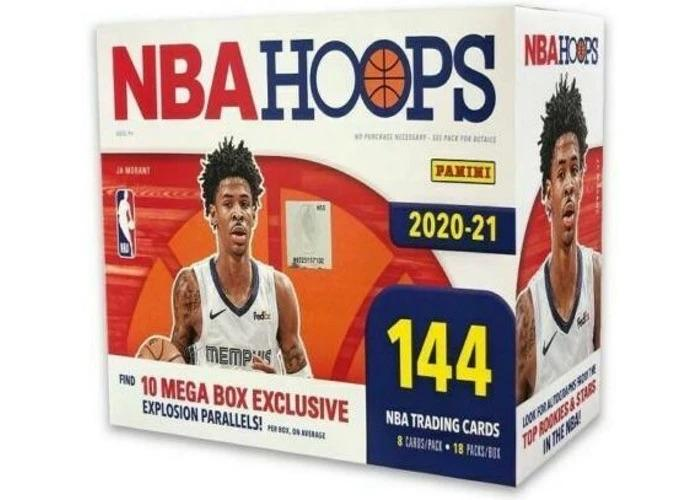 2020/21 Hoops Mega Box