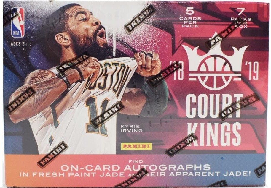 2018/19 Court Kings Blaster Box