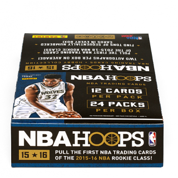 2015/16 Panini Hoops Basketball Box