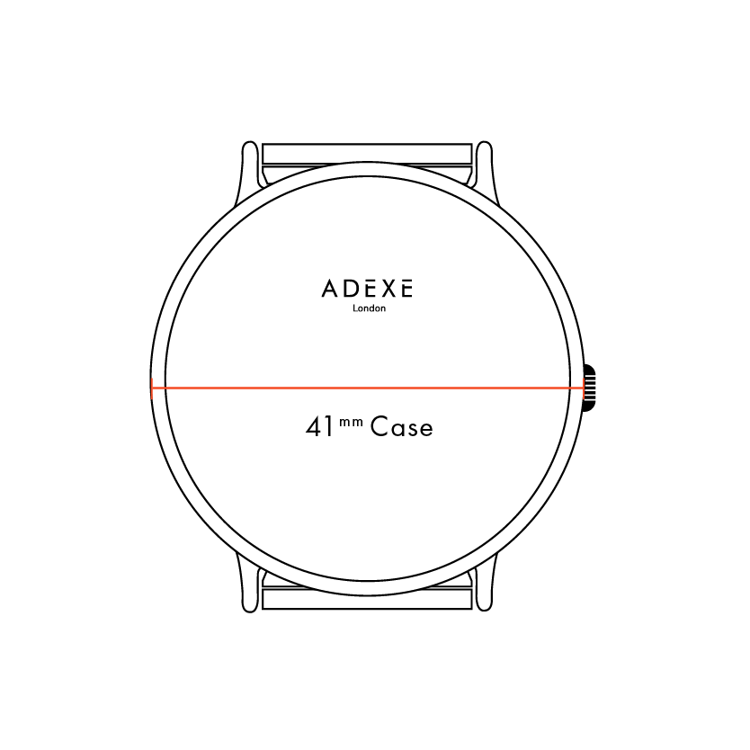 Case Size: 41mm