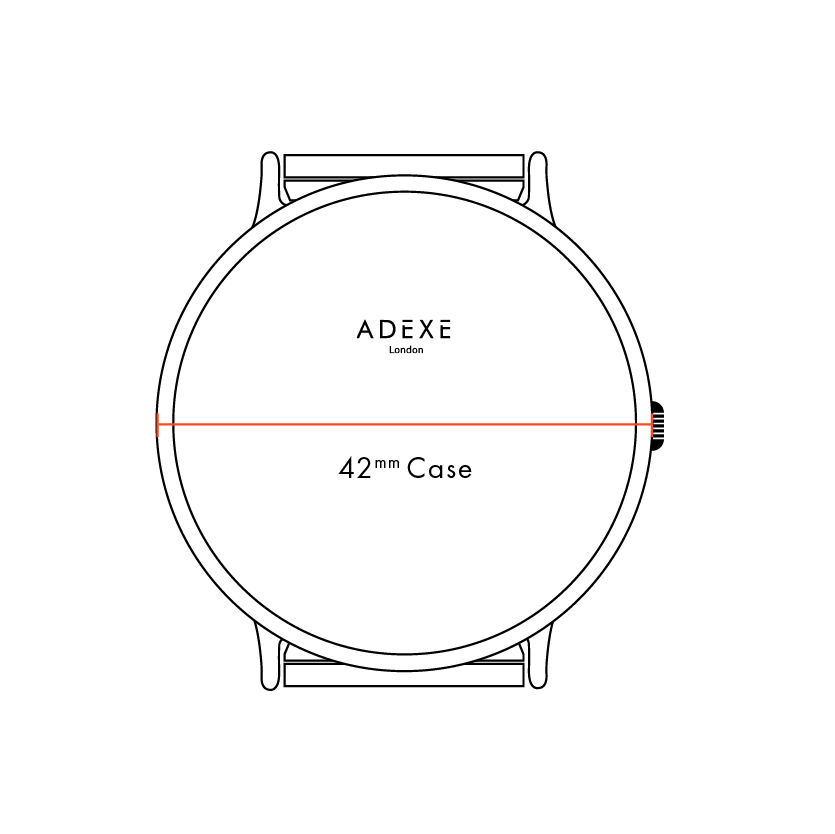 Case Size: 42mm