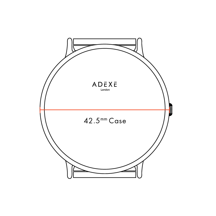 Case Size: 42.5mm
