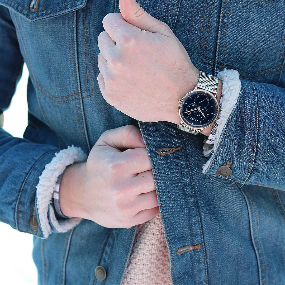 ADEXE ROSEGOLD Watches