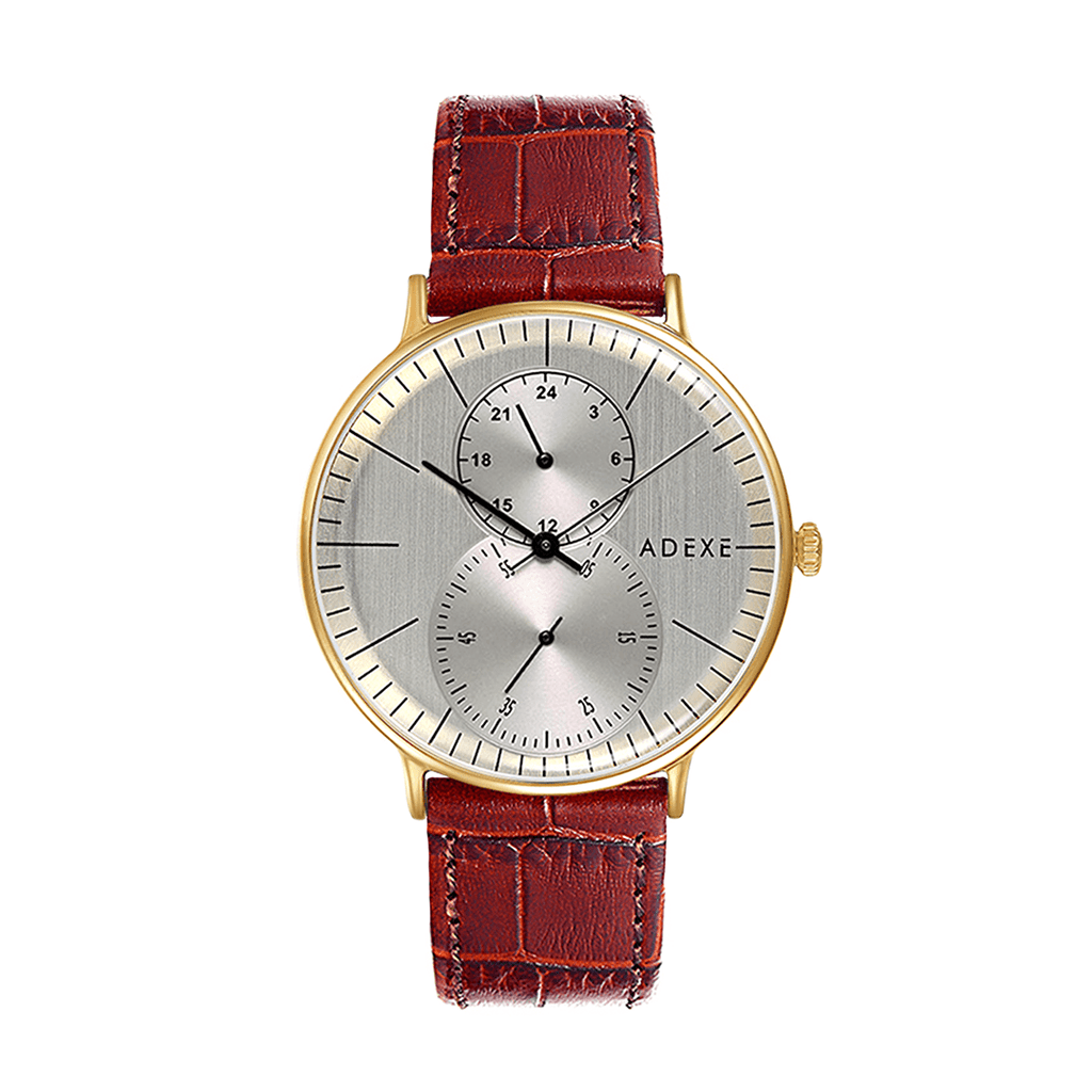 Grande Leather Case 41mm - ADEXE Watches