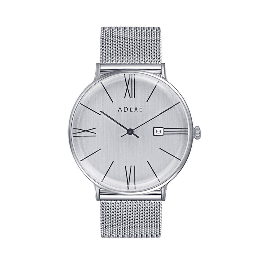 Grande Mesh Case 41mm - ADEXE Watches