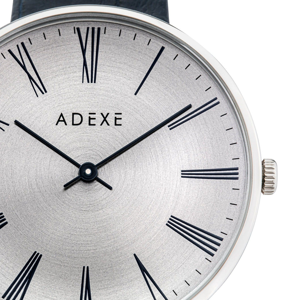 Grande Leather 42mm Muses Adexe