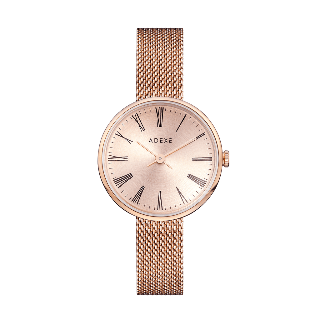 Petite Mesh Muses Adexe RoseGold