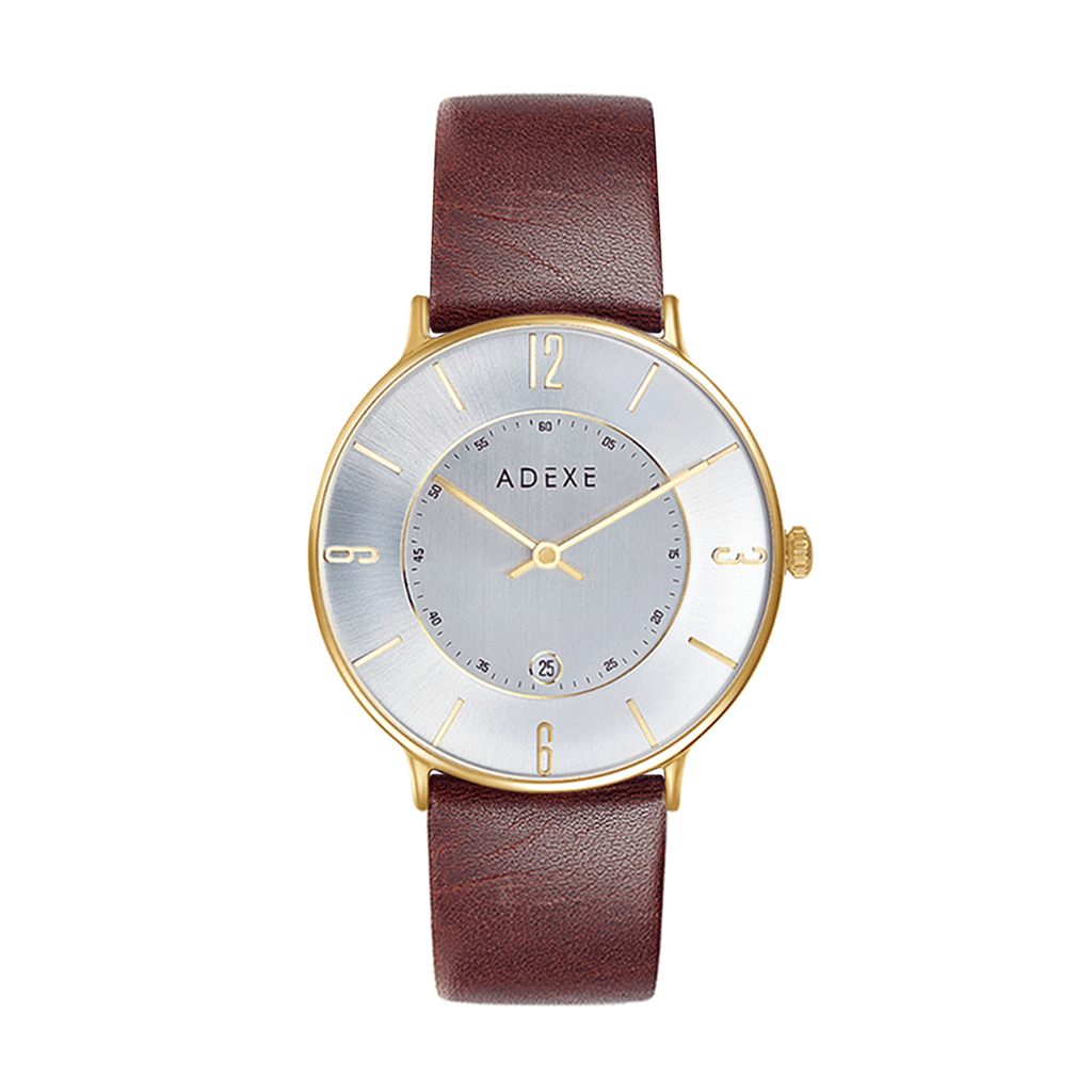Grande Leather Muses Adexe Gold
