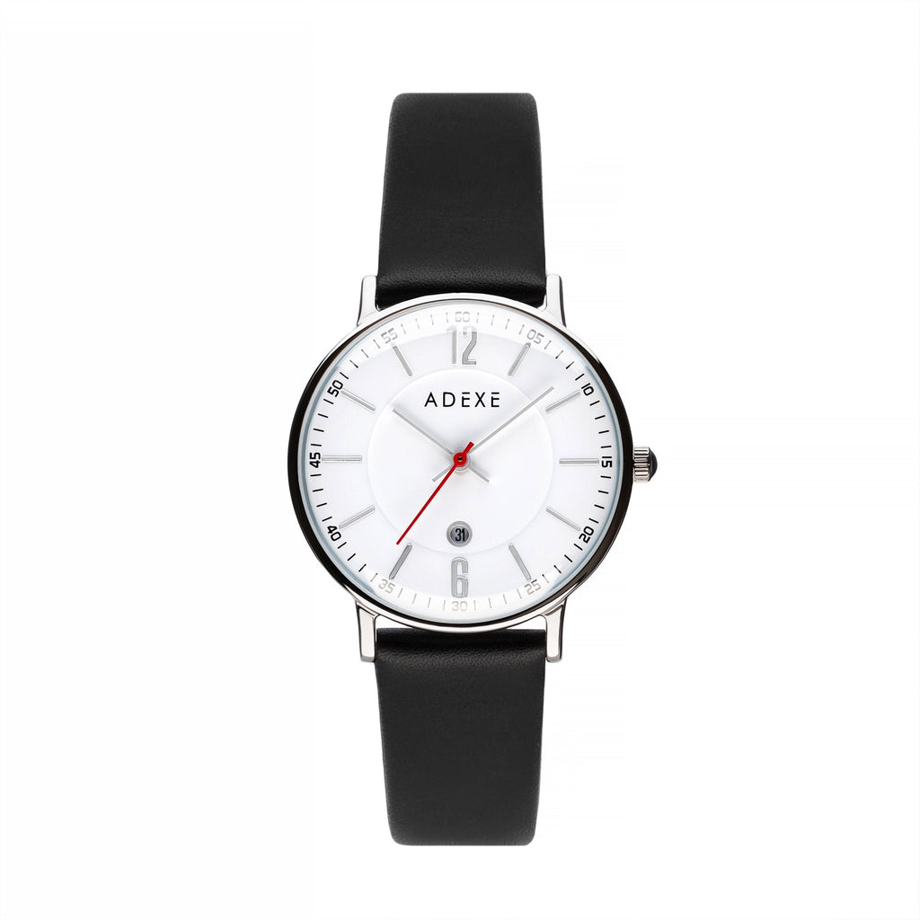 Petite Leather ADEXE Watches Black