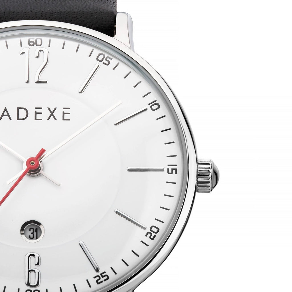 Petite Leather Case 33mm - ADEXE Watches