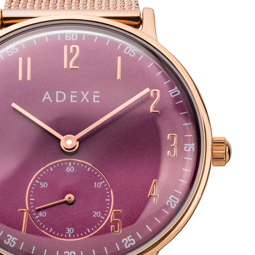 Petite 1.0 - Berries 33mm - ADEXE Watches
