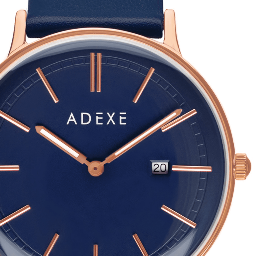 Grande Leather ADEXE Watches