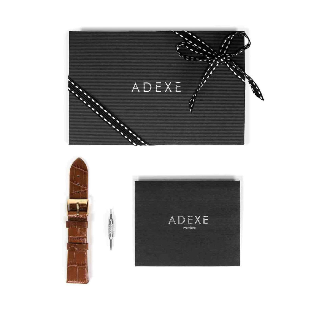 ADEXE Box Packaging with Strap and Tool