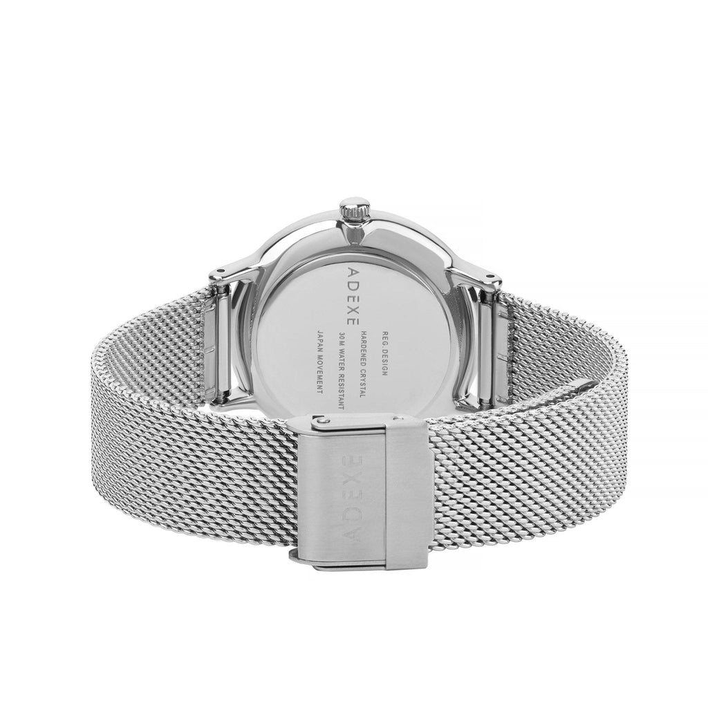 Petite Mesh Case 33mm - ADEXE Watches