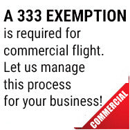 FAA 333 Exemption Guaranteed Approval Service