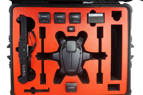 Pelican Typhoon H Case with Wheels