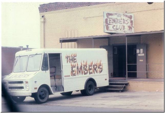 The Embers Story - E. Mark Windle