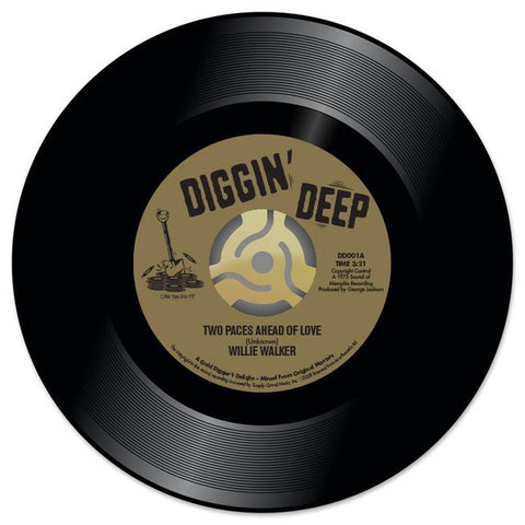 Willie Walker and Barbara & the Browns. New Release by Diggin' Deep Records