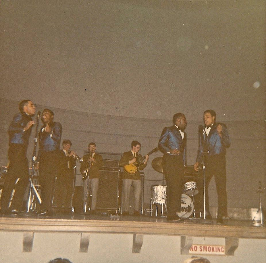 If It Aint One Thing. The Spidells and the Exotics Band Story - E. Mark Windle.