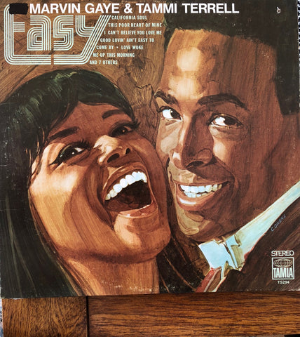Marvin Gaye and Tammi Terrell - Easy.