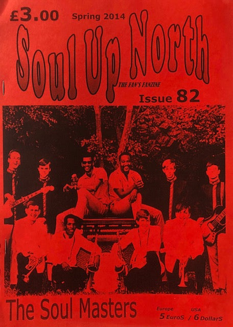 Soul Up North - Issue 82, Spring 2014.