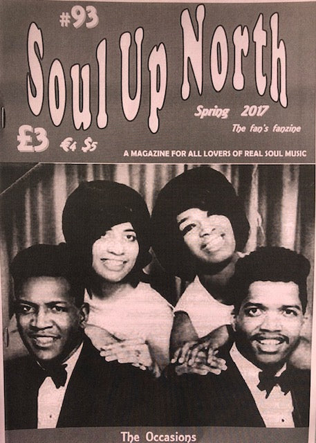 Soul Up North - Issue 93, Spring 2017