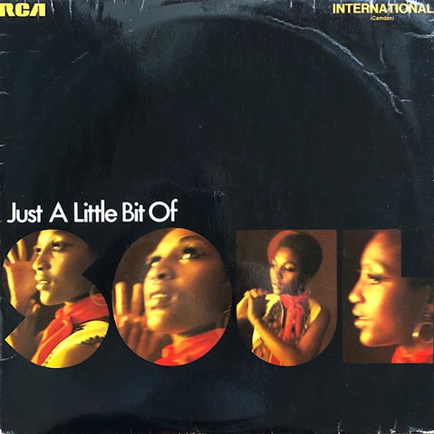Various Artists - Just A Little Bit Of Soul - UK RCA Intl.