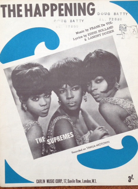 The Supremes - The Happening
