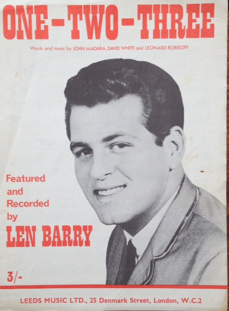 Len Barry - One, Two, Three