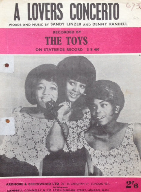 The Toys - A Lover's Concerto