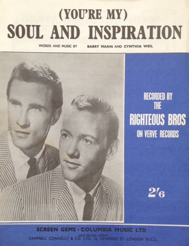 Righteous Brothers - (You're My) Soul and Inspiration