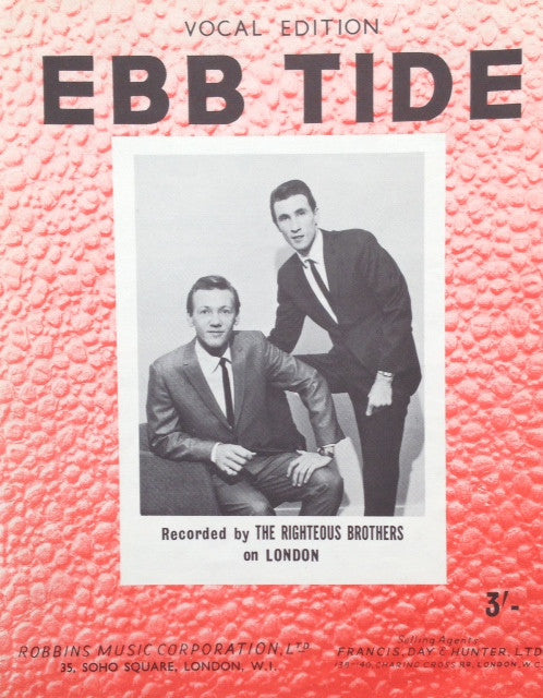 Righteous Brothers - Ebb Tide