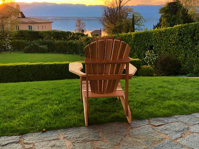 1 Adirondack Chair - € 50 gespart!