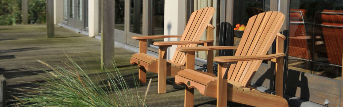 The Original Adirondack Bear Chair