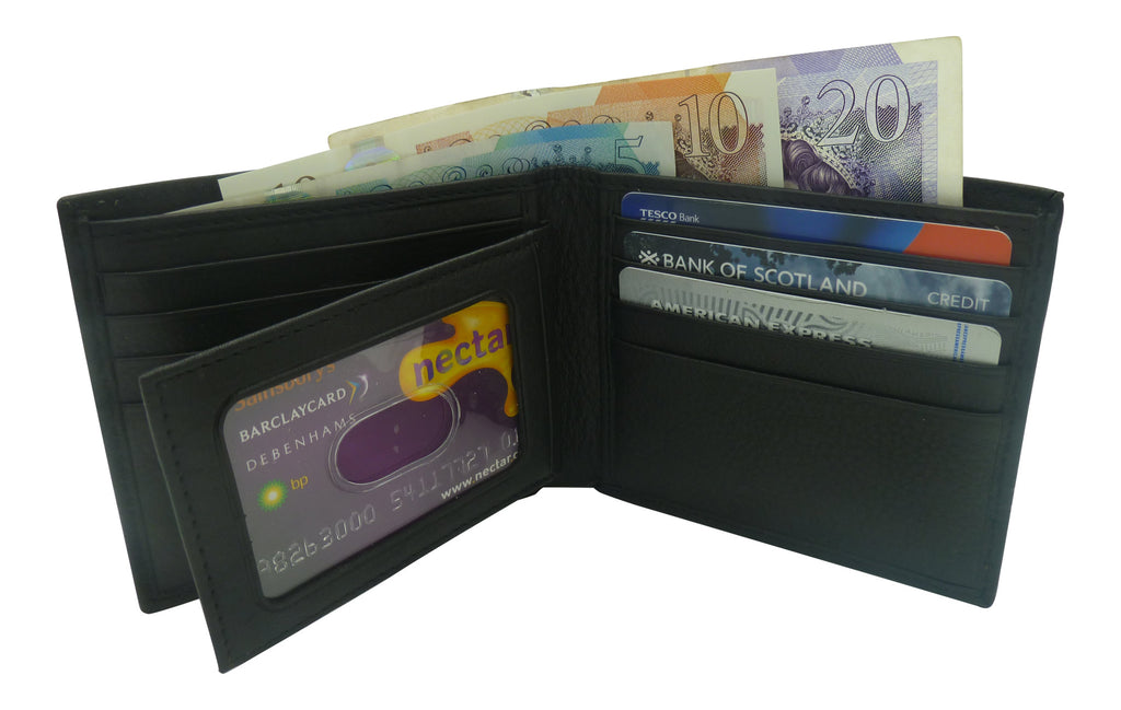 Streeze Luxury RFID Real Leather Wallet in Gift Box