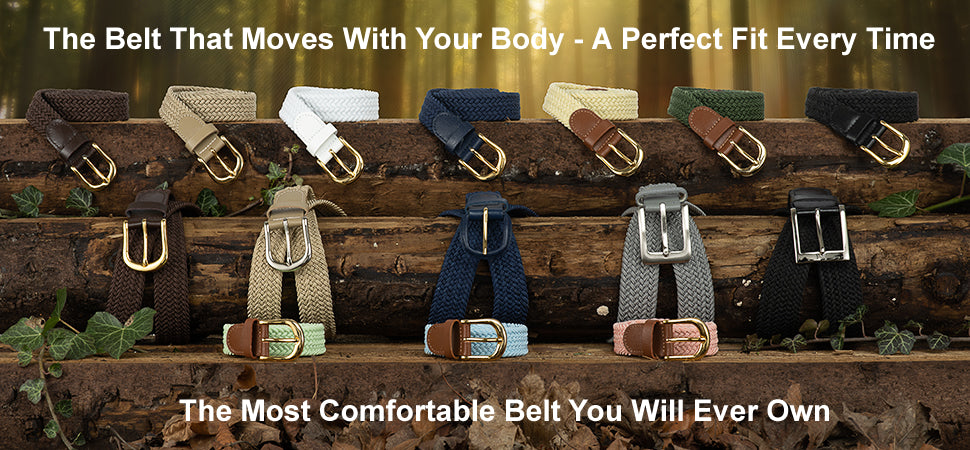 Streeze stretch belts