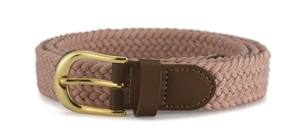 25mm ladies stretch belt