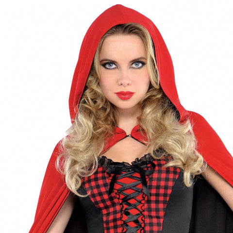Image of Red Riding Hood Women's Costume UK Sizes 8-16