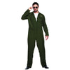 MENS AVIATOR PILOT FANCY DRESS