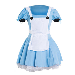 Sexy Alice  Fancy Dress Costume  Ladies UK Sizes 6-14 - UK Fancy Dress at Emmas