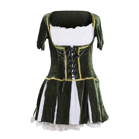 Robin Hood Fancy Dress Costume  Ladies  UK Sizes 8-14 - UK Fancy Dress at Emmas