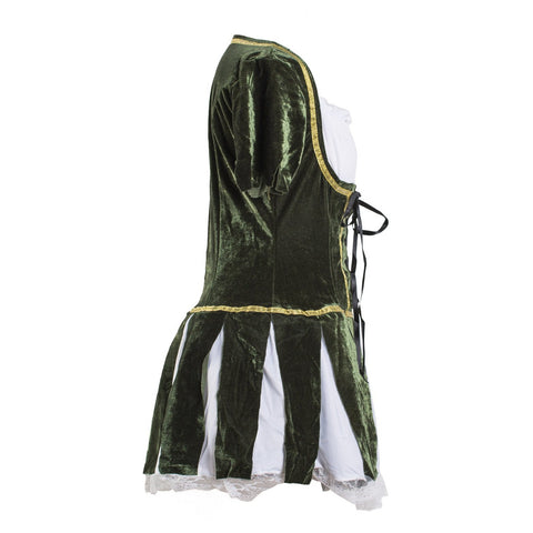 Image of Robin Hood Fancy Dress Costume  Ladies  UK Sizes 8-14 - UK Fancy Dress at Emmas