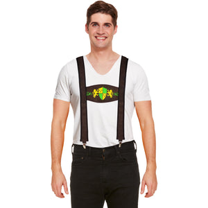 Oktoberfest Braces - UK Fancy Dress at Emmas