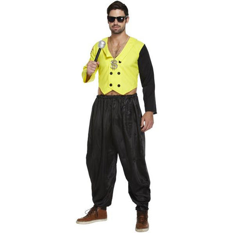 80's Mens Rapper costume
